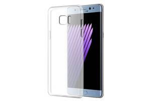 Чохол прозорий Crystal Clear Samsung Galaxy Note 7