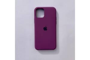 Чехол Silicone Case для Apple iPhone 11 Pro Purple