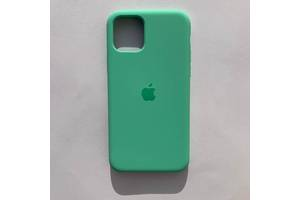 Чехол Silicone Case для Apple iPhone 11 Spearmint
