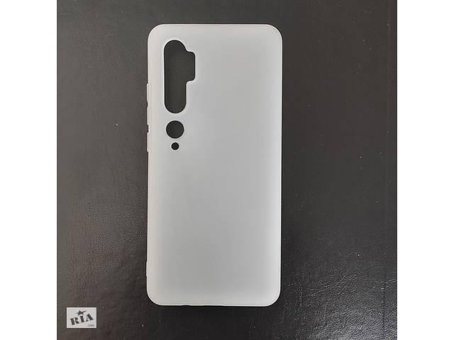 Чехол Soft Touch для Xiaomi Mi Note 10 / Mi Note 10 Pro (Mi CC9 Pro) силикон бампер матовый- объявление о продаже  в Дубно
