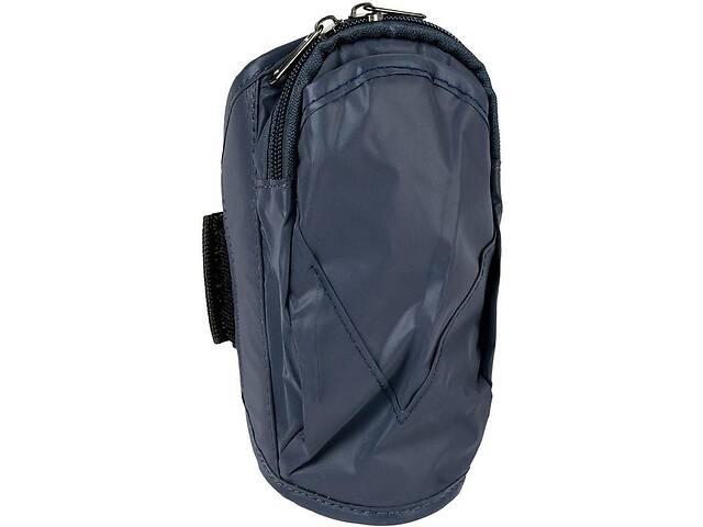 продам Чехол сумка водоотталкивающая на руку для телефона 5.5 дюймов Blue бу в Киеве