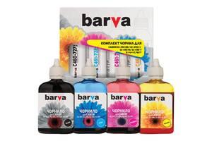 Чернила BARVA CANON PG-460 + CL-461 B/C/M/Y (4x100мл) (CPG460-100-MP)