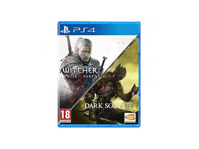 продам Dark Souls 3 & The Witcher 3 бу в Киеве