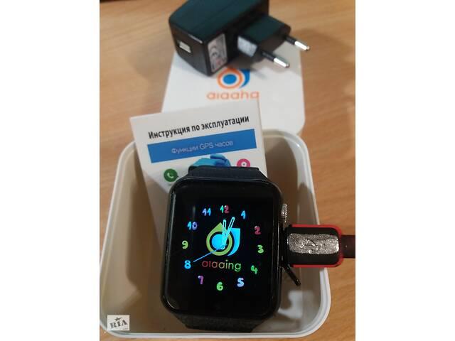 Детские часы-телефон Baby Smart Watch V7K Original