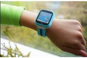 Детские умные часы Q90 с GPS