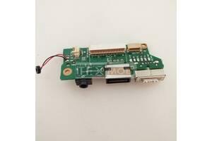 Доп плата с коннектором питания Apache Slimbook MP20G-EXT-USB1 R11