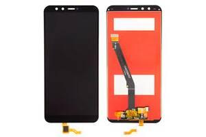 Дисплей (LCD) Huawei Honor 6X (BLN- L21)/  Mate 9 Lite/  GR5 (2017) с сенсором чёрный