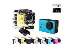 Экшн камера A-7 HD 720p В наличии  Код: 002579