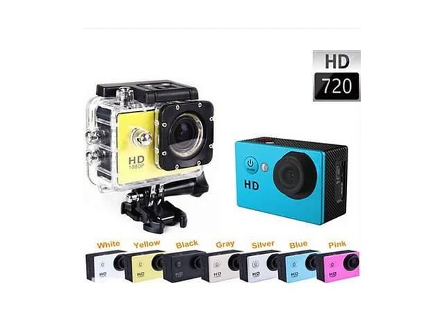 Экшн камера A-7 HD 720p В наличии  Код: 002579- объявление о продаже  в Харькове