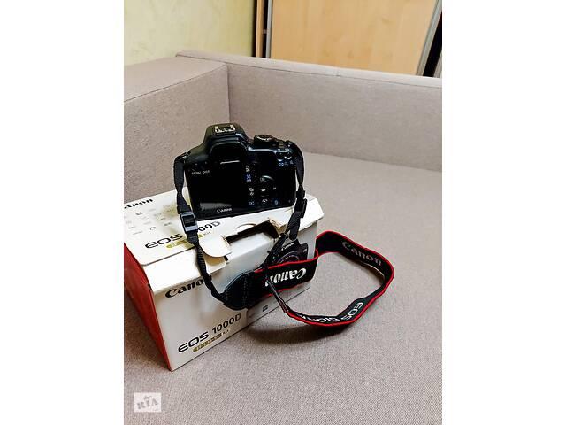 Фотоаппарат  Canon1000 D- объявление о продаже  в Виннице