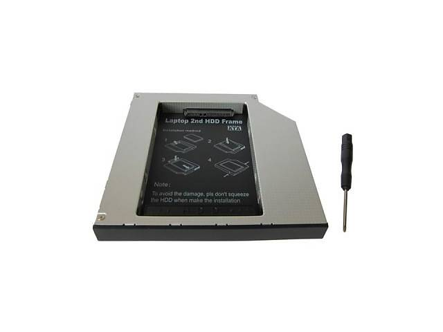 купить бу Фрейм-переходник Maiwo 2,5 12.7 mm HDD/SSD SATA IDE (NSTOR-12-IDE) в Харькове