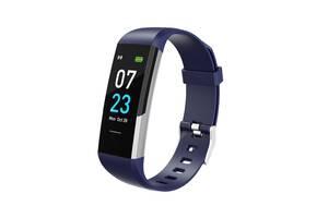 Фитнес-браслет Smart Band S10 С измерением пульса и давления, уровень кислорода, тонометр Blue (BWS41045)
