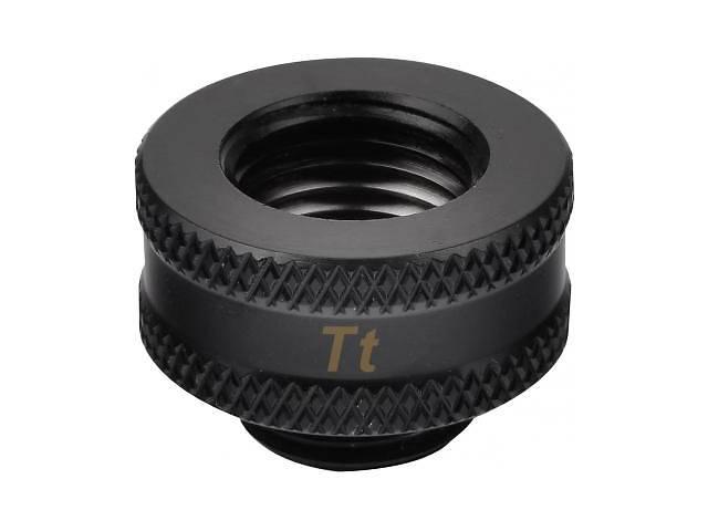 продам Фитинг для СВО ThermalTake Pacific G1/4 Female to Male 10mm Extender - Black (CL-W045-CU00BL-A) бу в Харькове