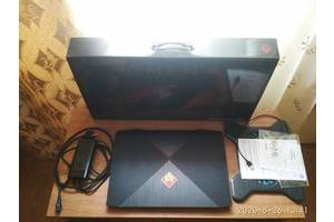 Геймерский Hp Omen 15 i5 7300HQ, RAM 16Gb, HDD 1 Tb, SSD 256Gb