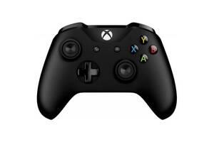Геймпад Microsoft Xbox One Controller + Wireless Adapter for Windows 10 (4N7-00002)