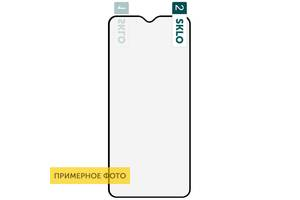 Гибкое защитное стекло SKLO Nano (тех.пак) для Samsung Galaxy A31