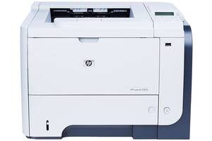 Hewlett-Packard LaserJet Enterprise P3015DN / лазерная монохромная печать / А4 / 1200x1200 dpi / 40 стр/мин / Ethernet