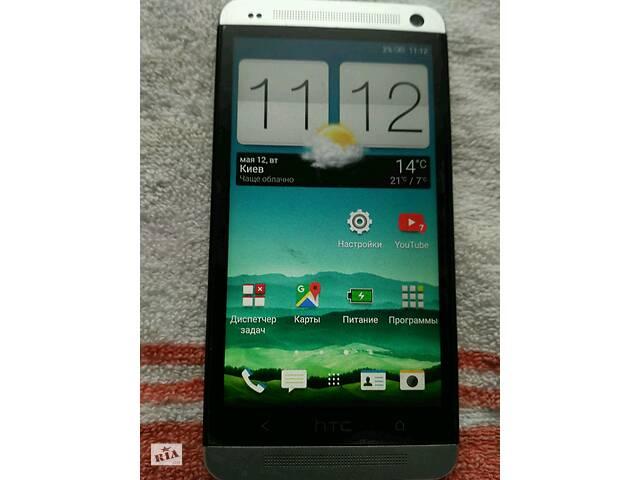HTC one m7 dual sim 2/16