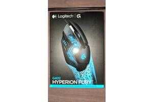Ігрова миша Logitech G402 Hyperion Fury (910-004067)