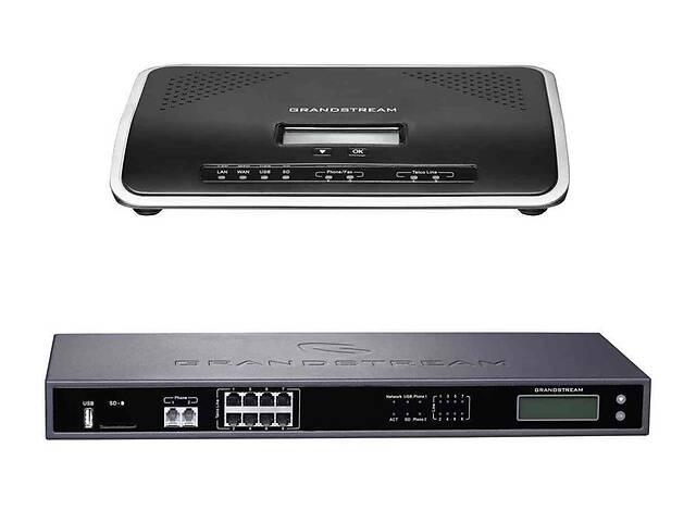 IP-АТС Grandstream UCM6208, IP PBX appliance, 8 FXO ports, 2 FXS ports, Dual GigE RJ45 Ethernet ports LAN WAN, 1- объявление о продаже  в Харькове