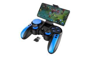 iPega PG-9090 Blue Elf Беспроводной геймпад Черный с синим