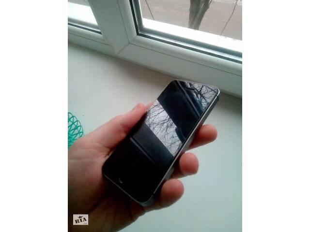 купить бу Iphone 5s 16gb в Бахмуте (Артемовск)
