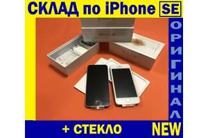 Iphone SE 32gb space gray [new в заводс.плёнке] оригинал neverlock айфон (без предоплат