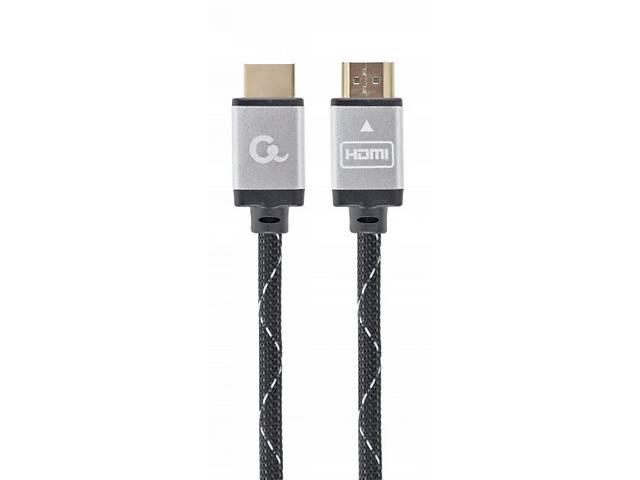 бу Кабель мультимедийный HDMI to HDMI 5.0m Cablexpert (CCB-HDMIL-5M) в Киеве