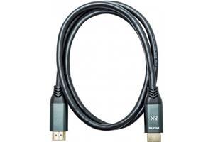 Кабель XoKo HC-100 HDMI - HDMI 8K 2.1 1 м Черный (HC-100-1)