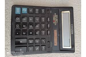 Калькуляторы CITIZEN SDC-888T и 870