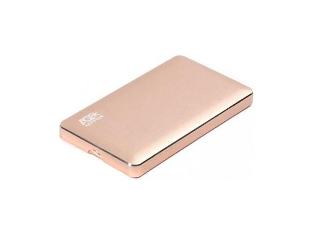 """Карман внешний AgeStar 2.5"""", USB3.0, золотистый (3UB 2A16 (Gold))- объявление о продаже  в Харькове"""