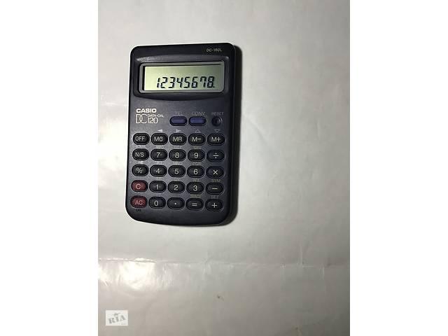 карманный калькулятор- объявление о продаже  в Киеве
