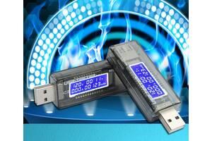 Keweisi KWS-V20 USB тестер емкости батарей вольтметр амперметр мультиметр 4в1