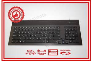 Клавіатура Asus G74S G74SX-3D подсветка оригінал