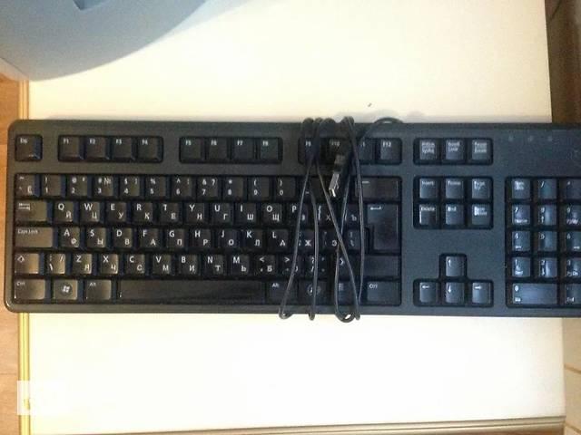 продам Клавиатура Dell KB212-B QuietKey USB Black бу в Киеве
