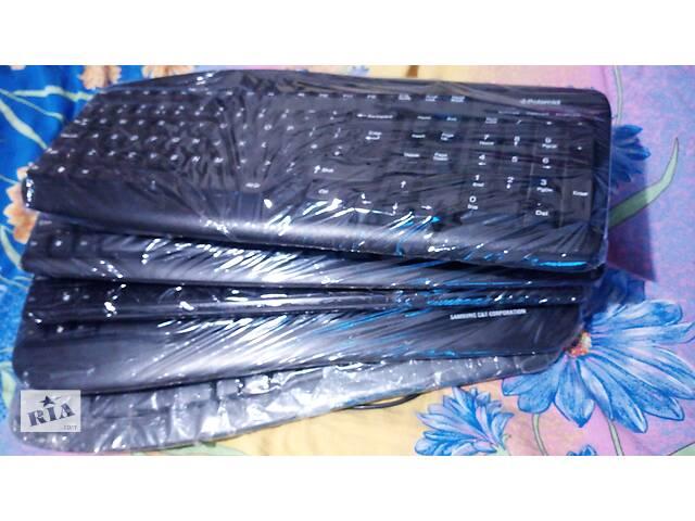 продам Клавиатура для компьютера ноутбука планшета USB Цена 100грн бу в Киеве