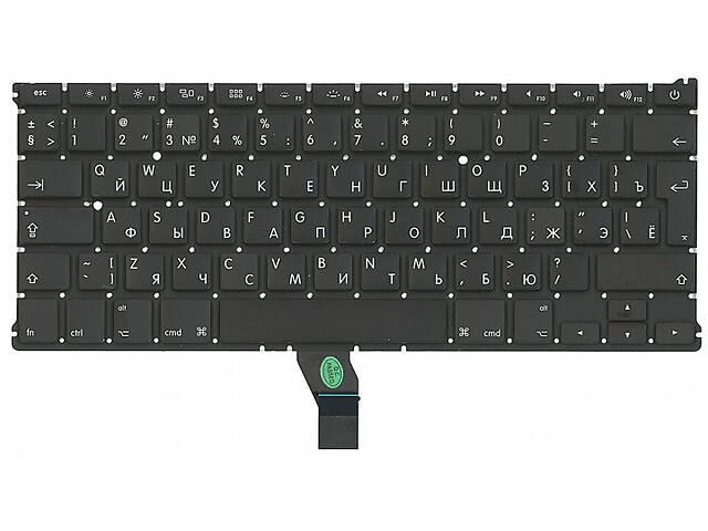 продам Клавиатура для ноутбука Apple MacBook Air 2011+ (A1369) Black, (No Frame), RU (горизонтальный энтер) бу в Харькове