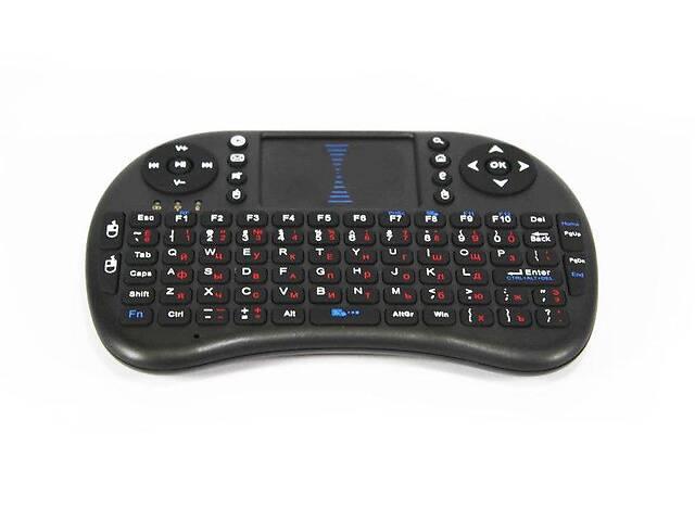 купить бу Клавиатура Kronos Keyboard wireless MWK08/i8 LED touch с подсветкой (gr007442) в Киеве