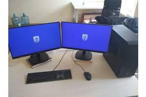 Комп& # 039; Компьютер и мониторы для офиса