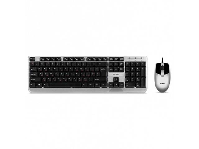 Комплект (клавиатура, мышь) Sven KB-S330C Black USB- объявление о продаже  в Харькове
