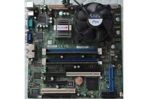 Комплект мат. плата Supermicro PDSML-LN2 (LGA775) и 4gb ОЗУ