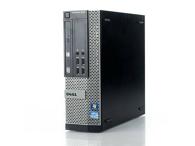 Компьютер Dell Optiplex 7010 SFF (Intel Core i5-3470, 4 ГБ ОЗУ, 250 HDD)- объявление о продаже  в Харкові