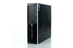 Компьютер HP Elite 8200 SFF (Intel Core i5-2400, 4 ГБ ОЗУ, 250 HDD)