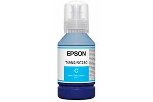 Контейнер с чернилами EPSON SC-F500 cyan (C13T49N200)