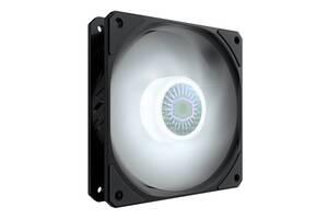 Корпусний вентилятор Cooler Master SickleFlow 120 White LED, 120мм, 650-1800об/хв, Single pack w/o HUB (MFX-B2DN-18NPW-R
