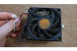 Кулер AMD с радиатором на socket 754