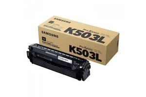 Лазерный картридж HP CLT-K503L (SU149A)