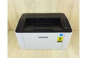 Лазерный принтер Samsung SL-M2020 Почти новый, пробег 600 страниц. Гарантия!