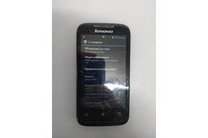 Lenovo A369i Black android смартфон