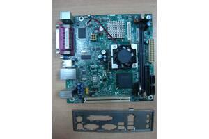 Материнская плата, CPU mini-ITX Intel Atom 230 1.6ГГц + Intel D945GCL